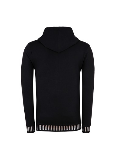 Frankie Morello Sweatshirt Siyah